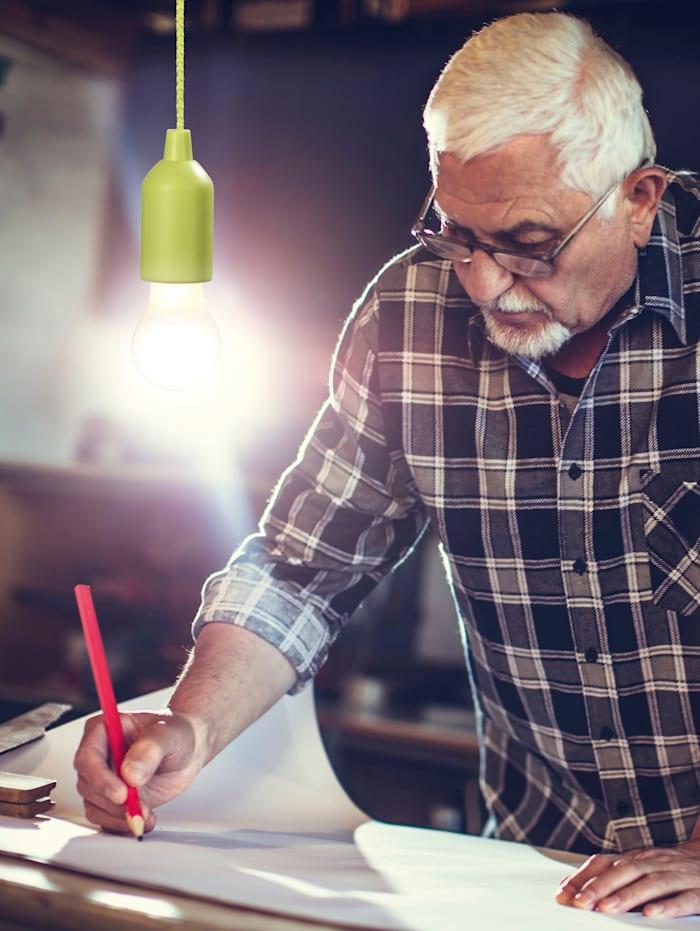 Lampes LED extensibles, 4 pièces