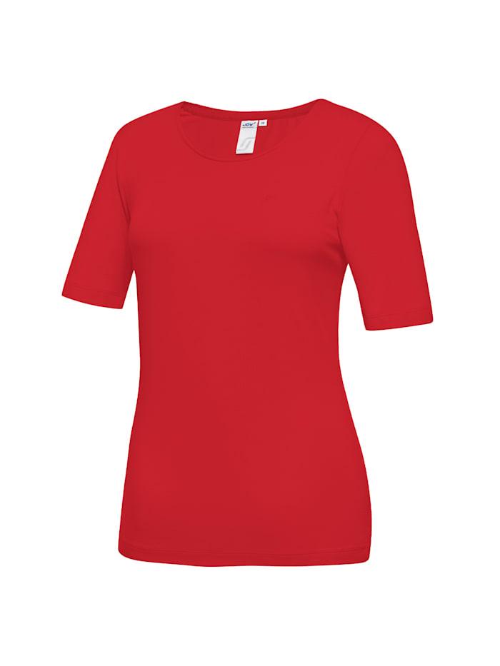 JOY sportswear T-Shirt VIVIENNE, salsa red