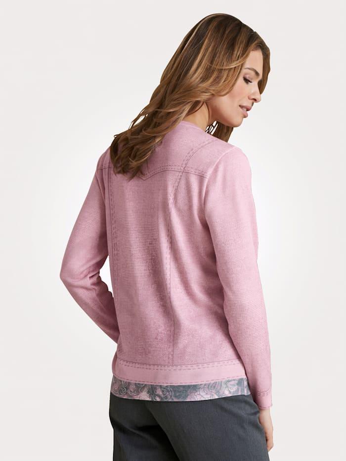 Pullover 2in 1 - Pullover