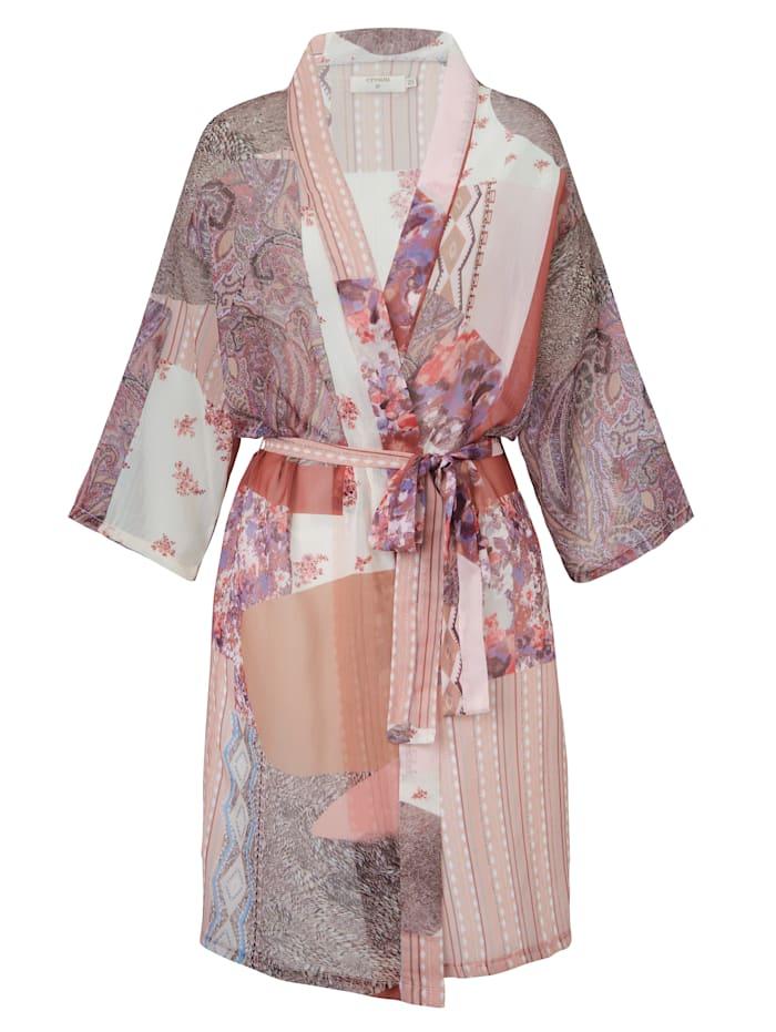 Cream Kimono, Rosé
