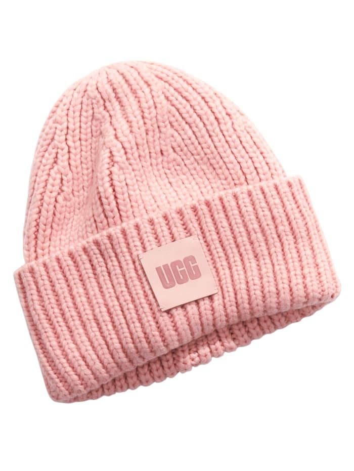 UGG Mütze, Rosé