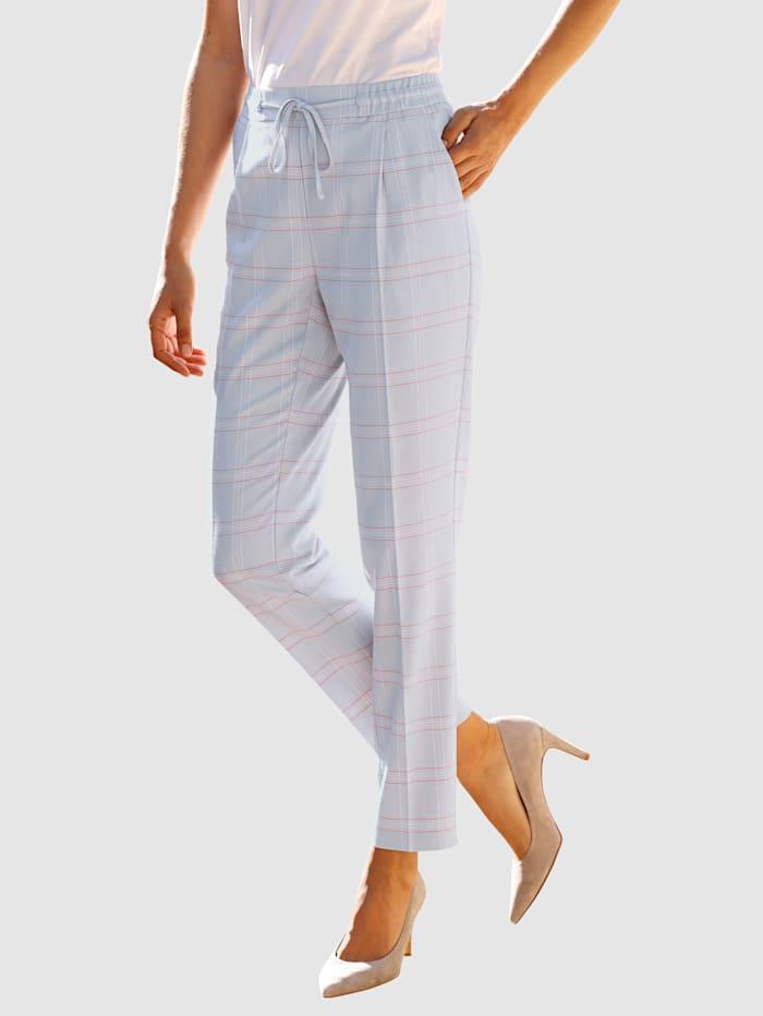 Pantalon Lotta - à carreaux