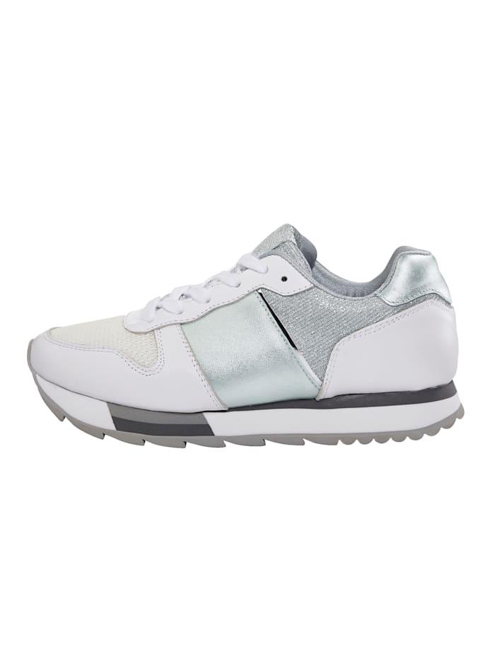 Sneaker met EVA-tussenzool