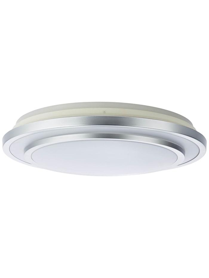 Vilma LED Deckenleuchte 52cm weiß-silber