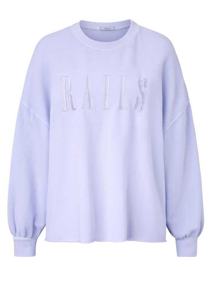 Rails Sweatshirt, Lila