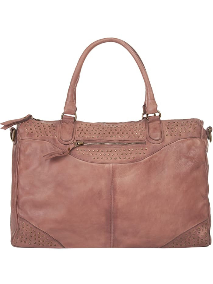 X-Zone Handtasche, rosa