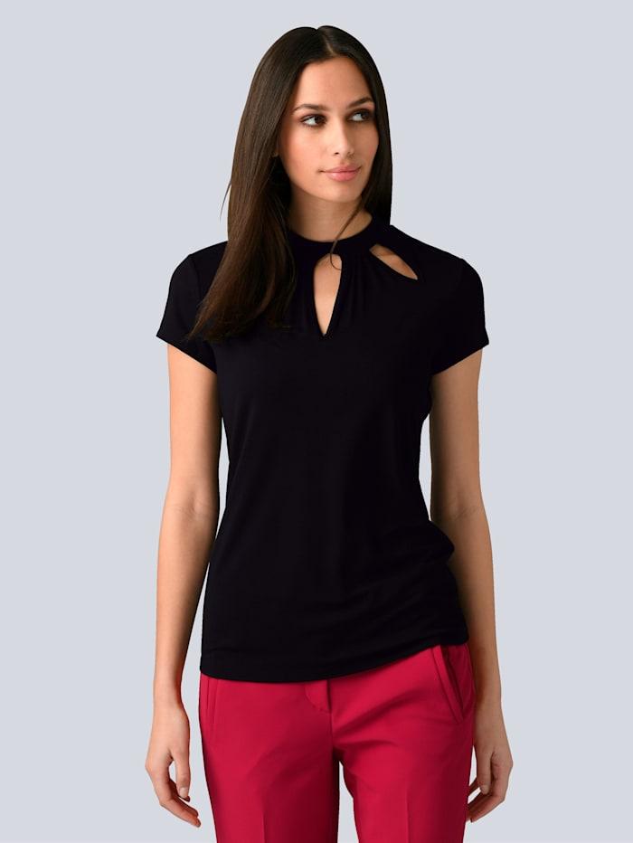 Shirt mit modischen Cut-Outs