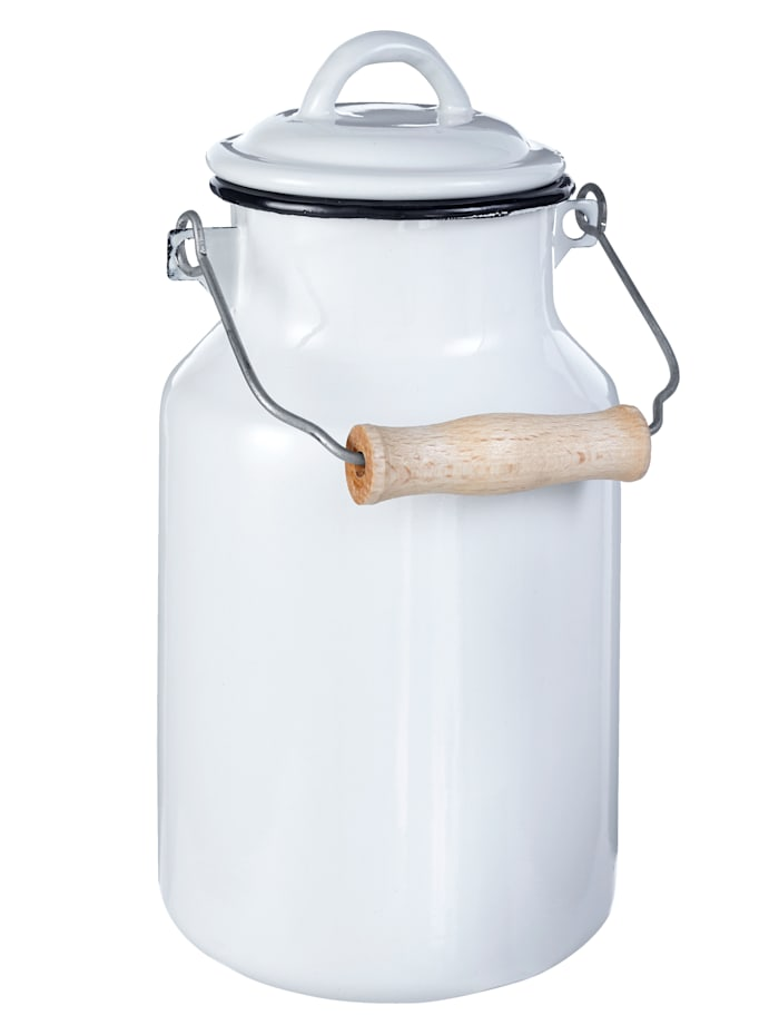 Maitotonkka 2 l, valkoinen
