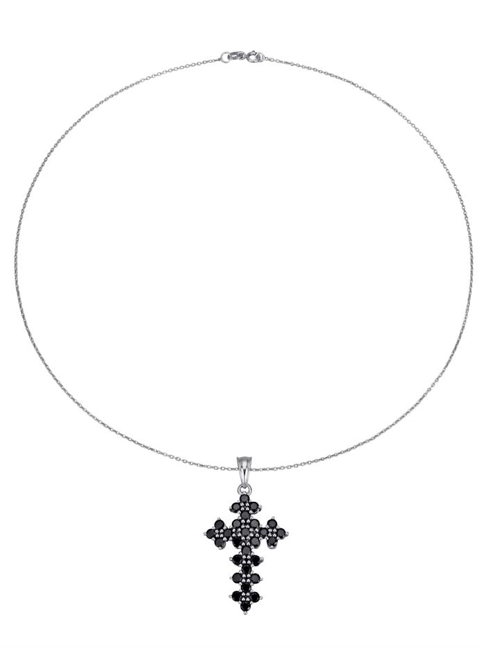 Chaîne avec pendentif Croix