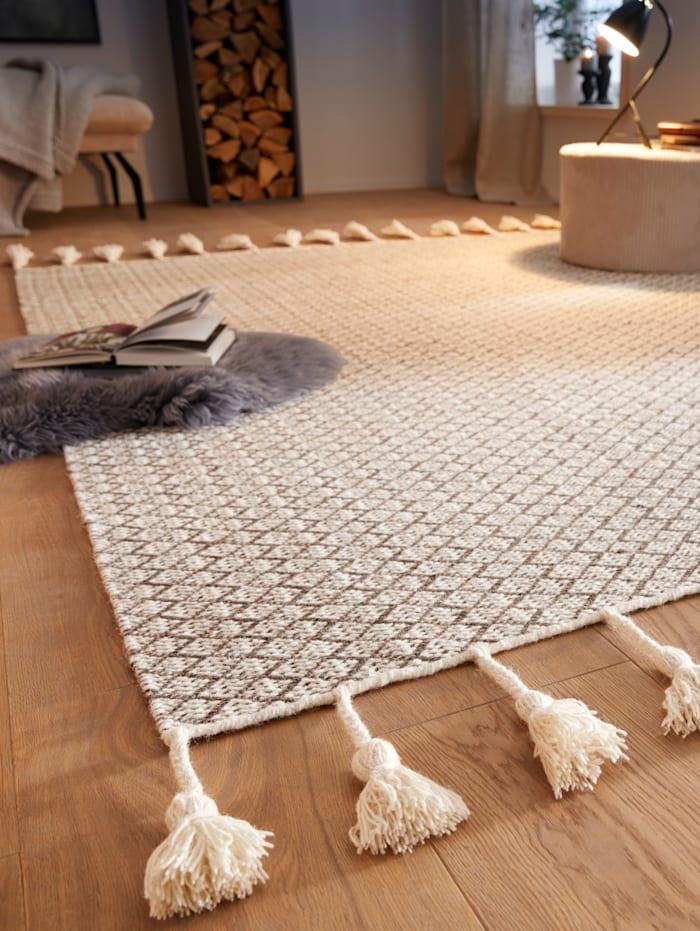 Ručně tkaný koberec Jonas