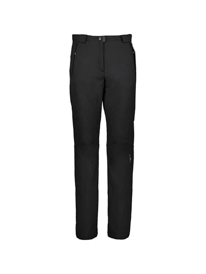 CMP CMP Hose WOMAN  SOFTSHELL  PANT, Anthrazit