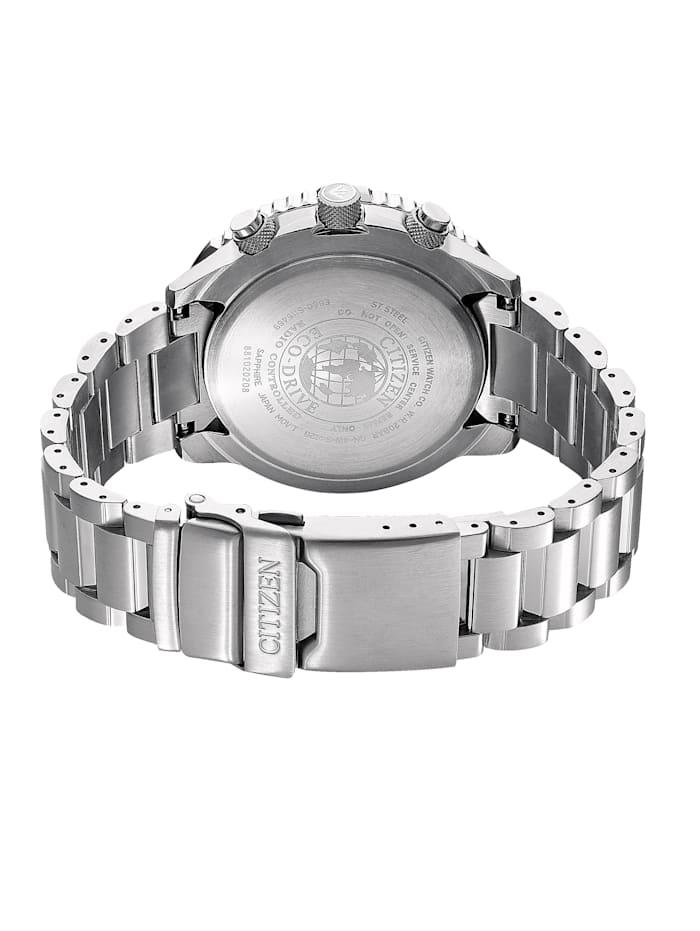 Herren-Funk-Solaruhr Chronograph Eco Drive CB5000-50L