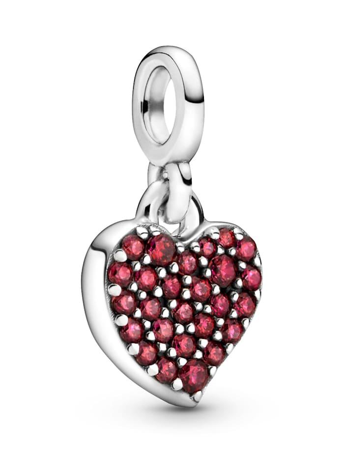Pandora Charm -Meine Liebe-, Silberfarben