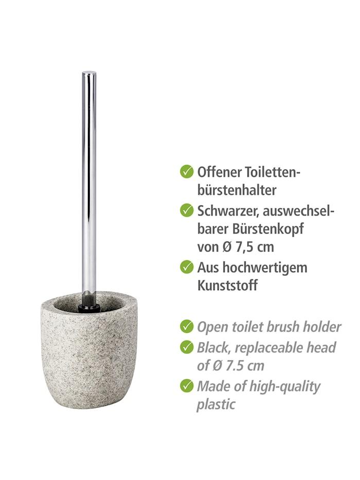 WC-Garnitur Puro Hellgrau