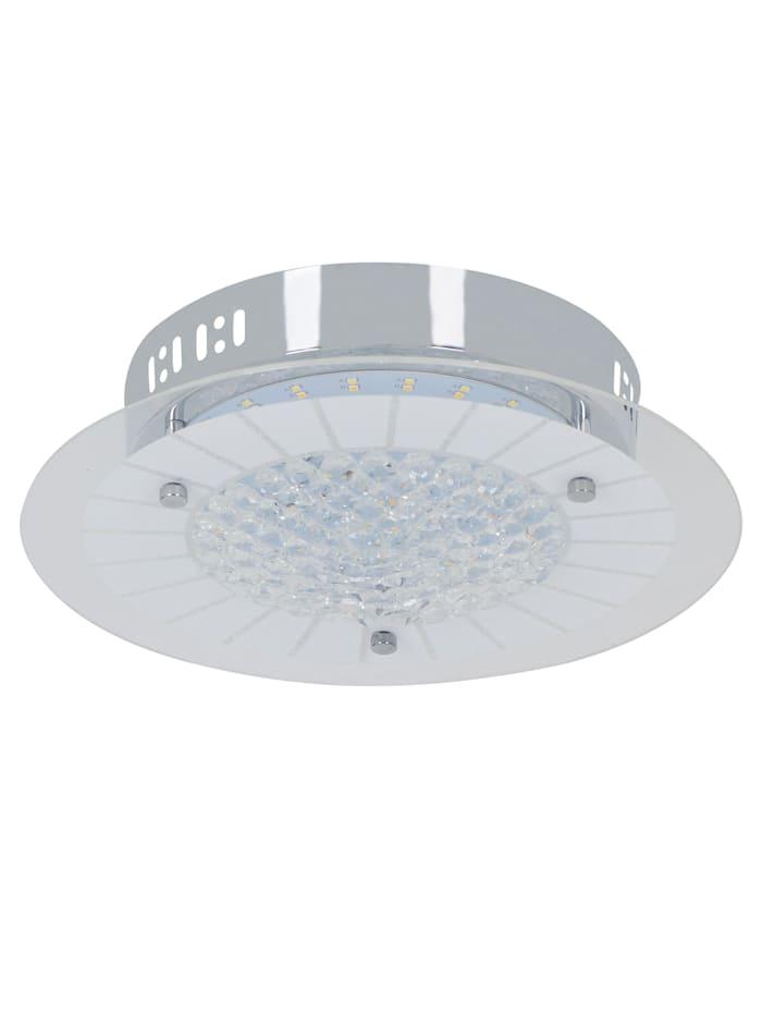 Näve Wand- en plafondlamp Clara, Chroom