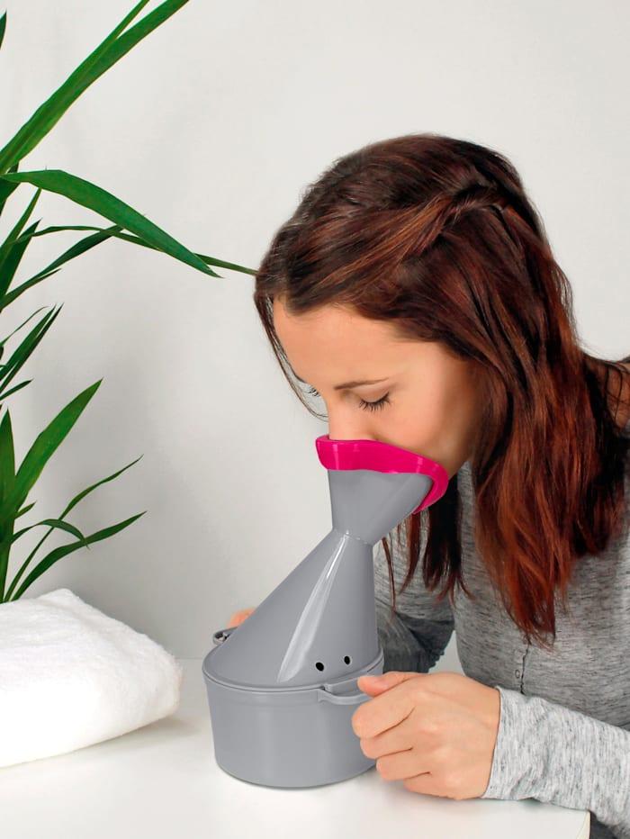 Hydas Inhalator Premium, pink/blauw
