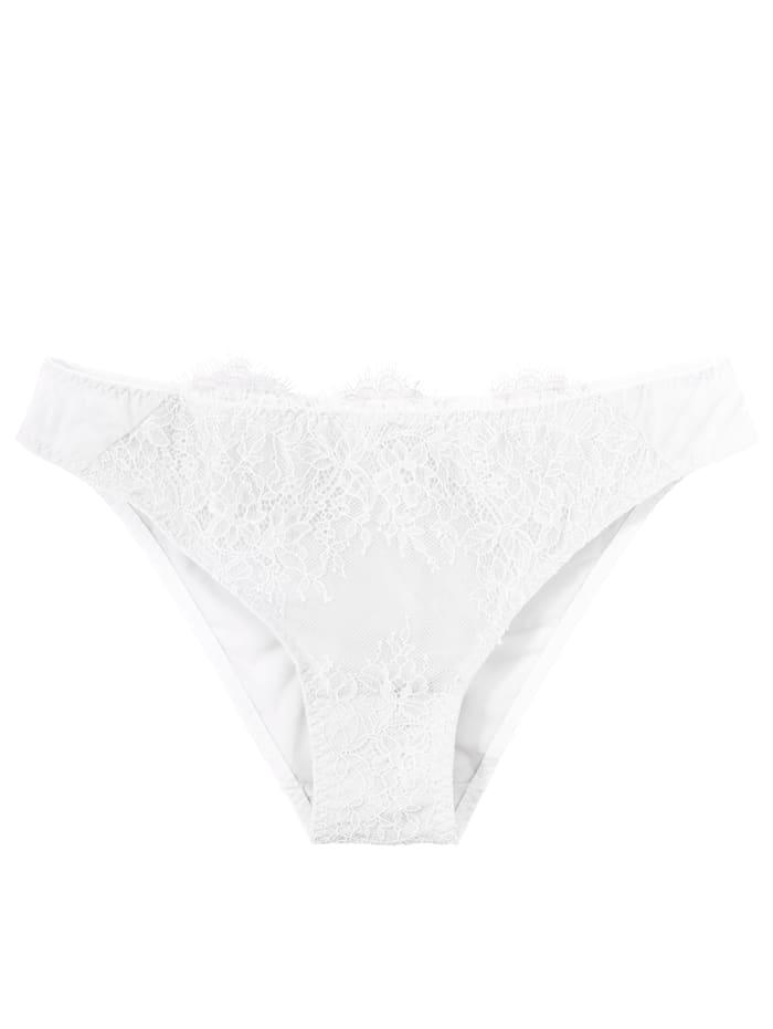 TWIN-SET Lingerie Slip, Weiß