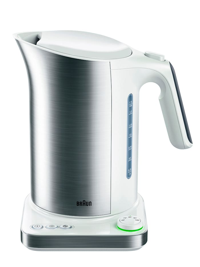 Braun Wasserkocher ID Collection WK 5115 WH, weiß