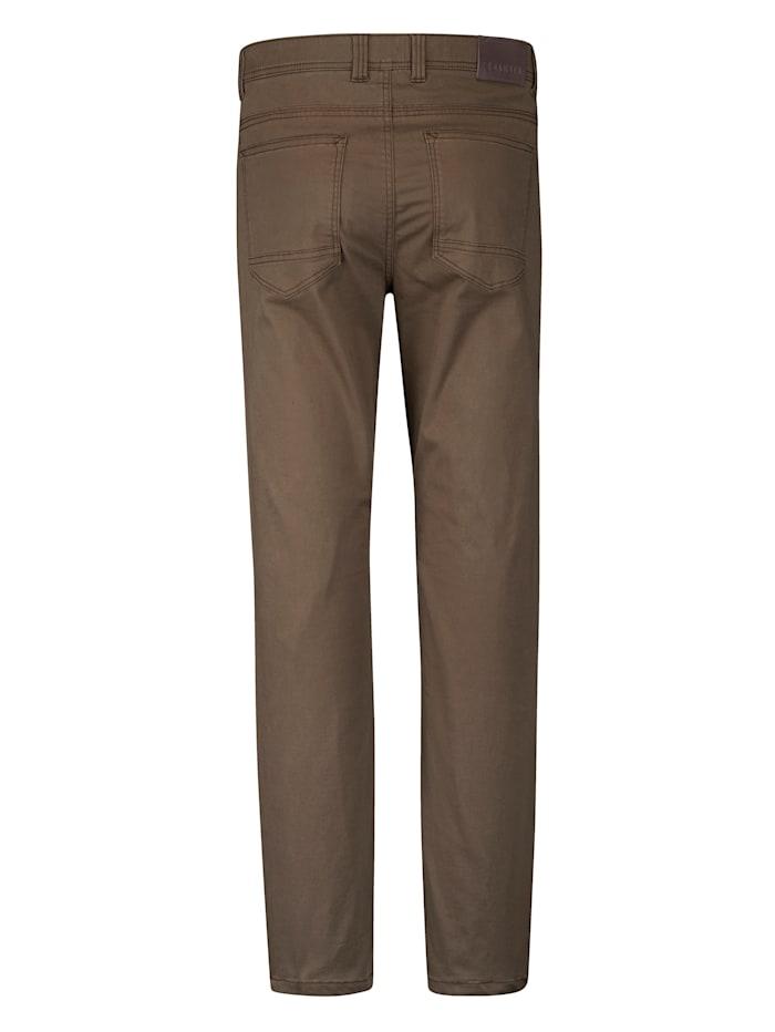 Pantalon thermique à doublure chaude