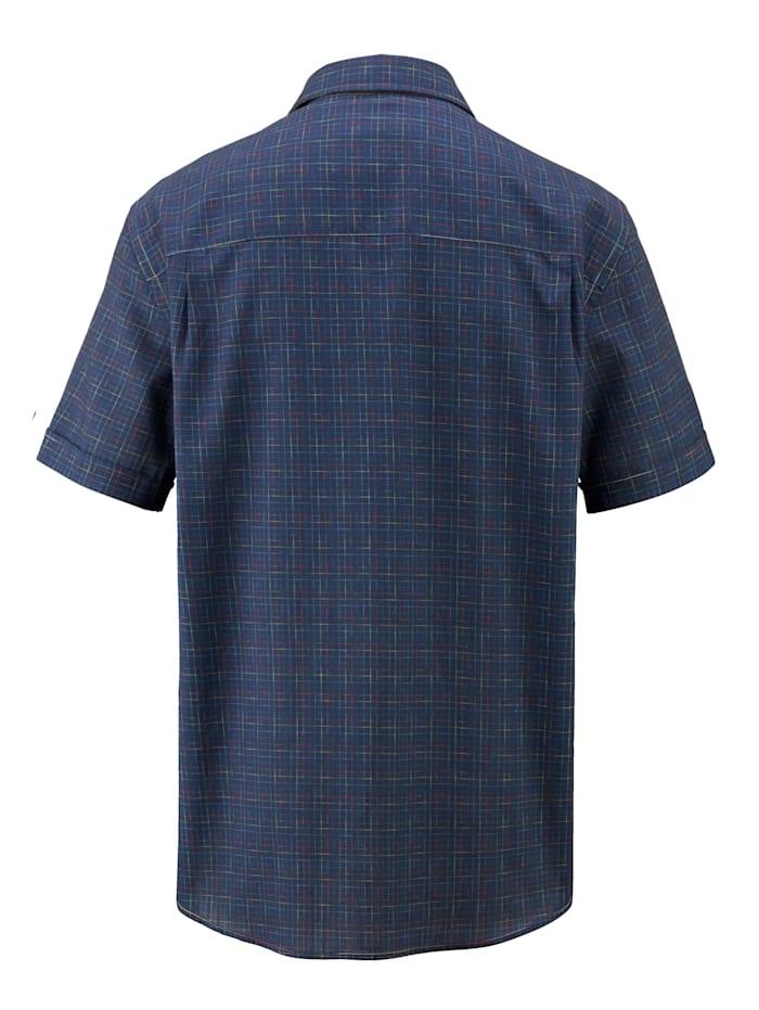 Hemd in sommerlicher Slub Qualität