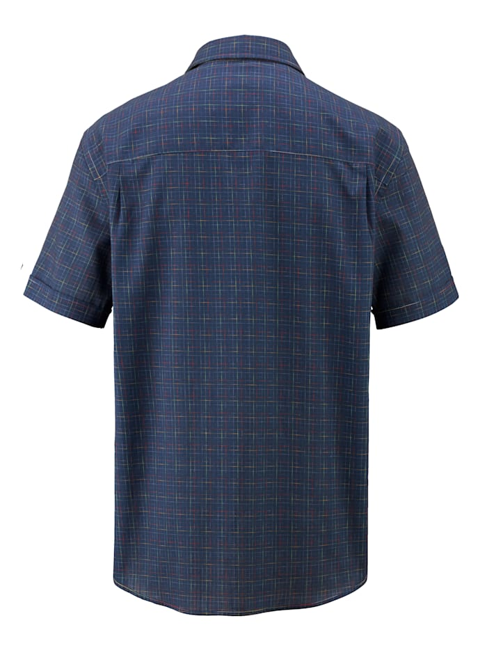 Overhemd van zomers slubmateriaal