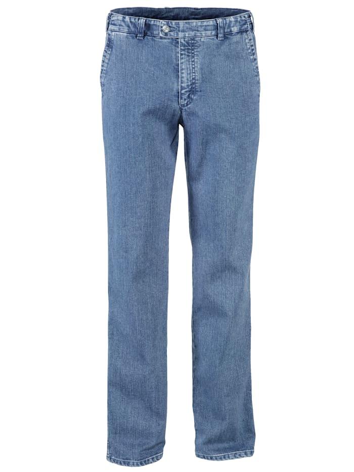 BABISTA Jeans met 7 cm meer bandwijdte, Lichtblauw