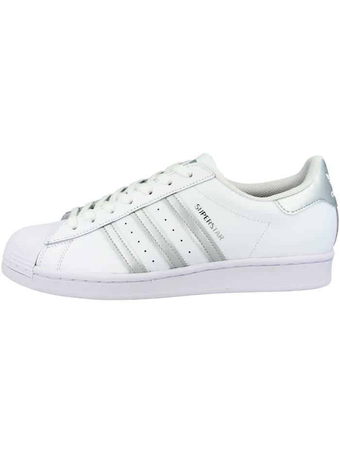 Adidas Originals Sneaker low Superstar, weiss