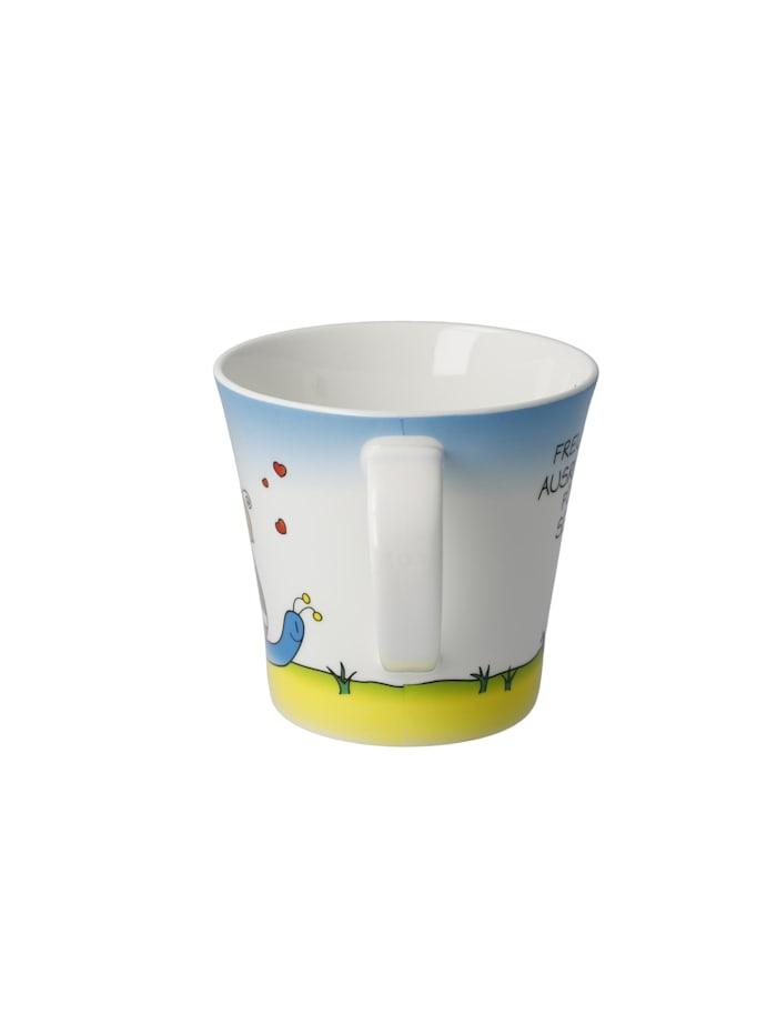 Goebel Coffee-/Tea Mug Der kleine Yogi - Ausruhplätze
