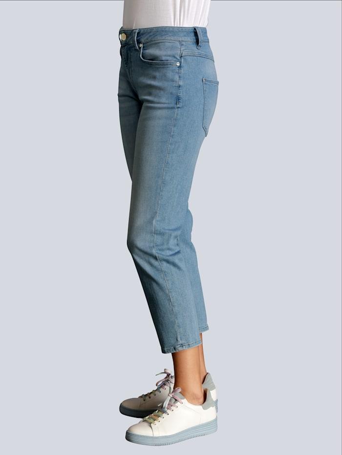 JOOP! Jeans in modischer Waschung, Blau