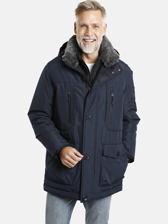 Jan Vanderstorm Funktionsjacke BOTULFR, dunkelblau