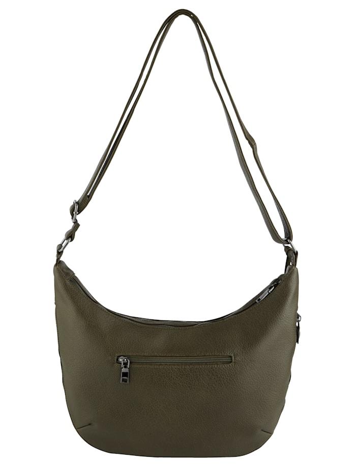 Handbag in an adjustable size