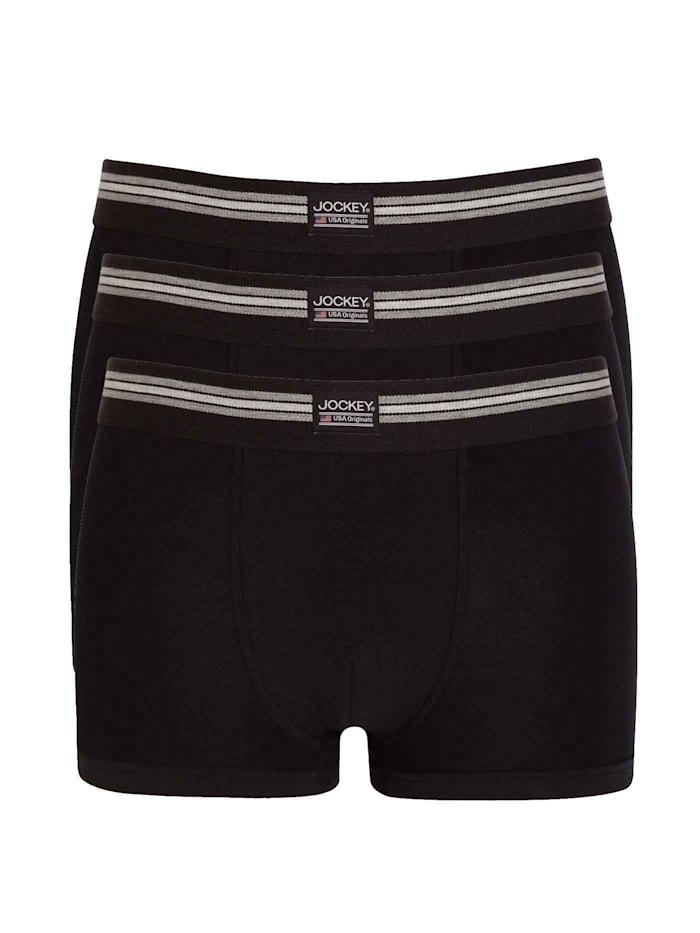 Jockey Short 3er-Pack, black