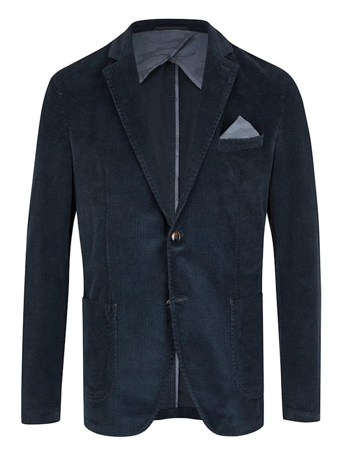 Daniel Hechter Modern Fit Anzug Sakko, Midnight Blue