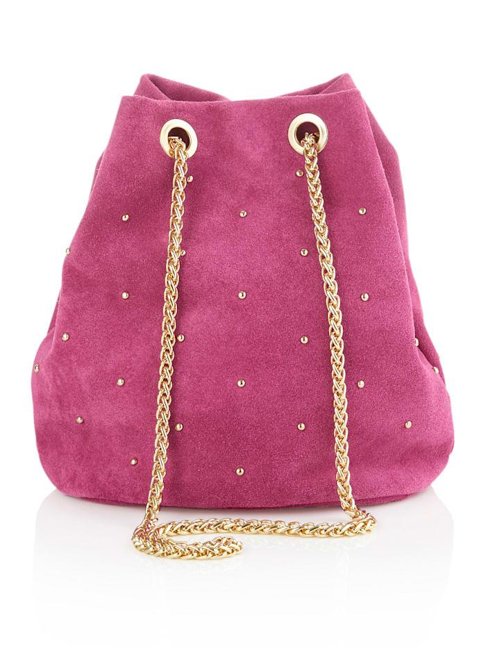 SIENNA Bucket-Bag, Pink