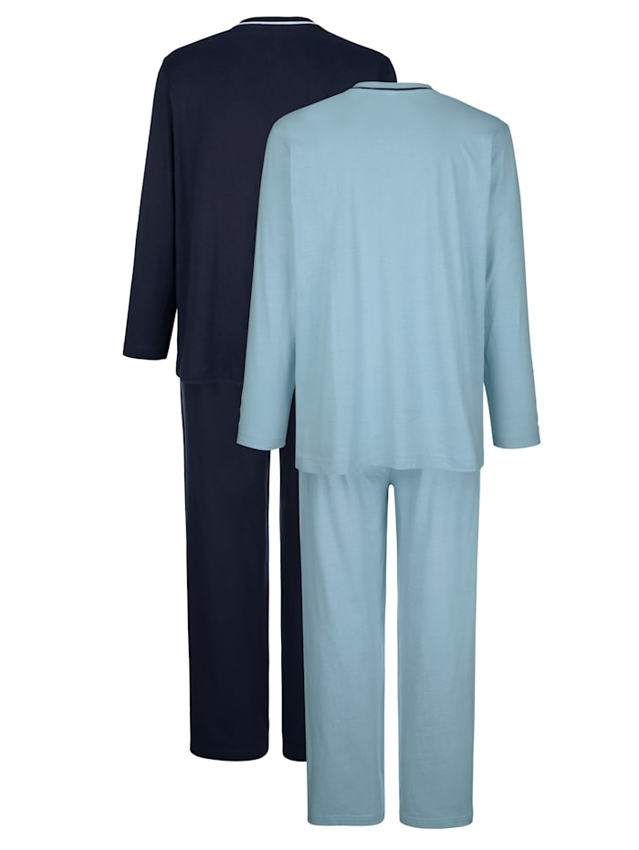 """Pyžamy v 2-balení z programu """"Cotton made in Africa"""""""