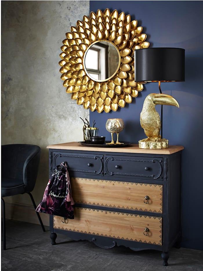 IMPRESSIONEN living Wandspiegel, goldfarben