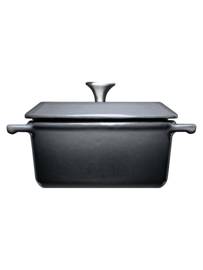Woll 2er Set Mini-Kasserollen Ø 10 cm Iron, Grau