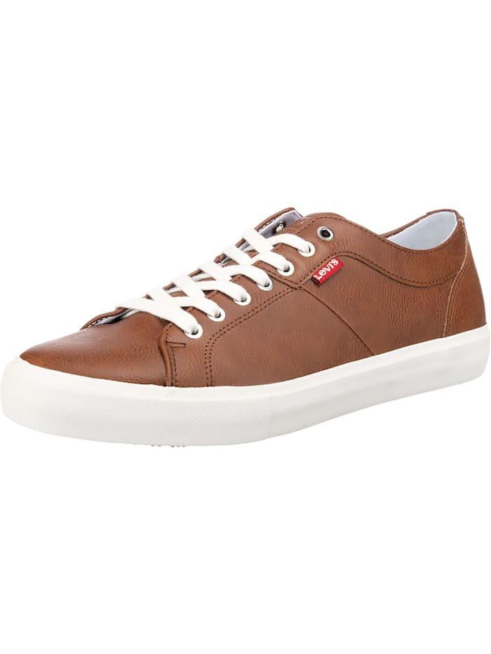 Levi's Woodward Sneakers Low, braun