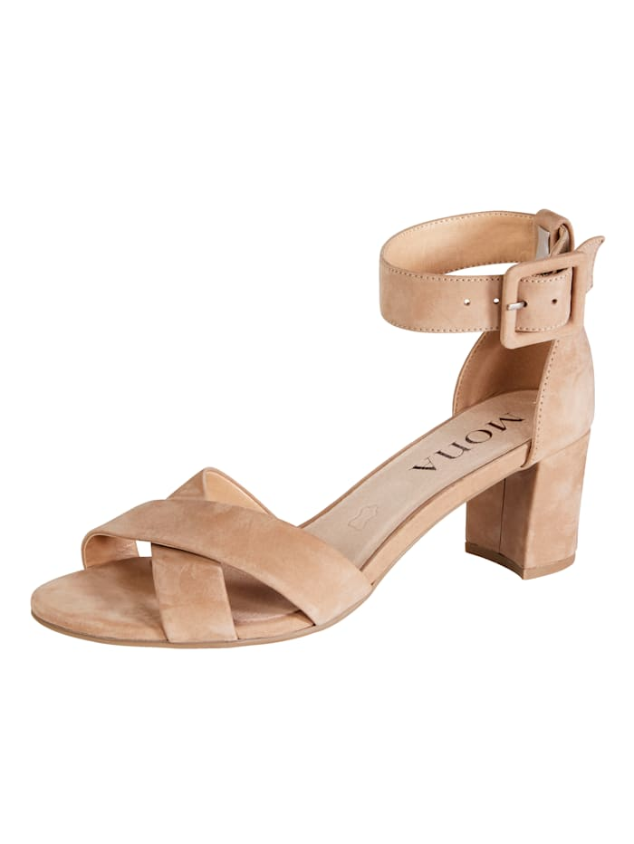 MONA Sandals, Taupe