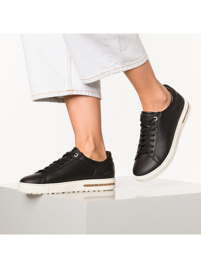 Bend Smooth Leather Leder Sneakers Low schmal