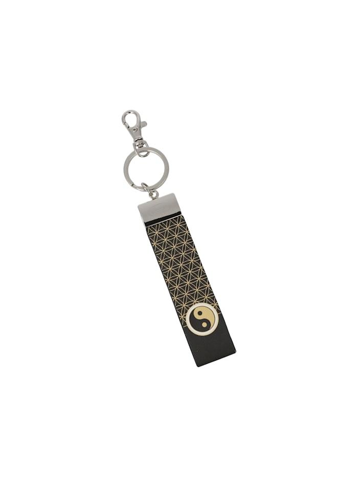 Goebel Goebel Schlüsselband Lotus - Yin Yang, Yin Yang