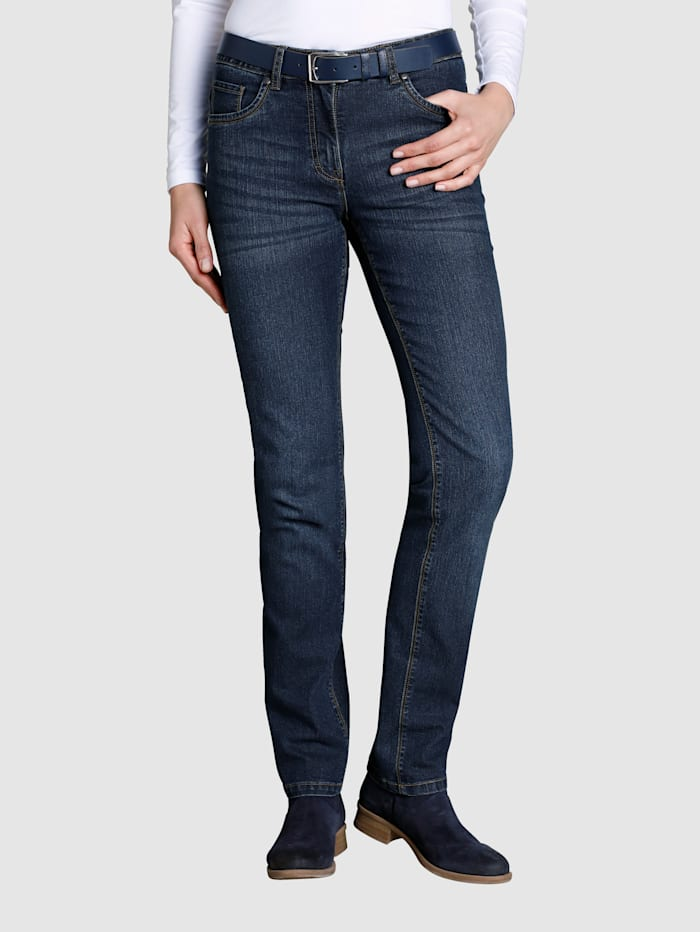 Jeans in a modern slim fit