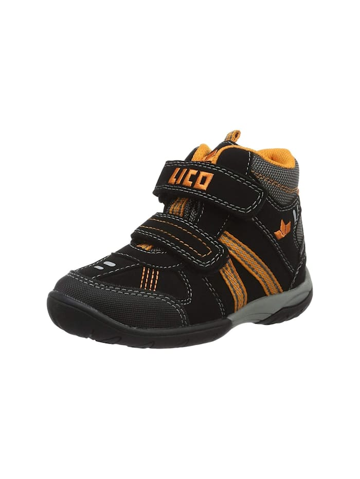 Lico Stiefel, schwarz