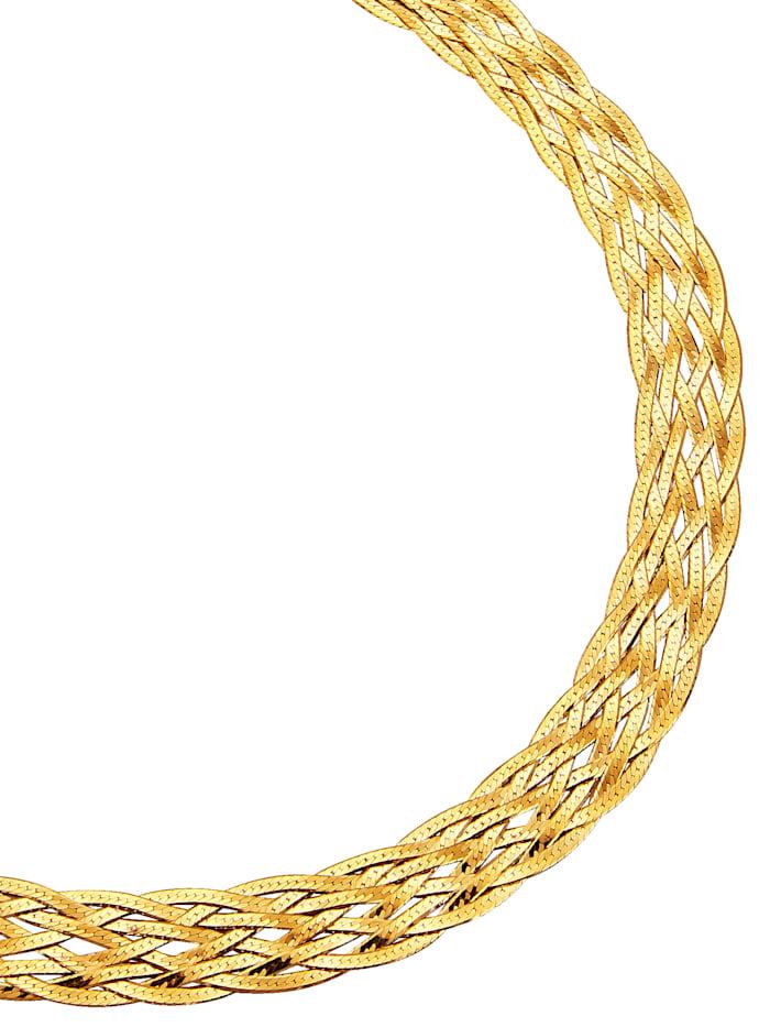 Golden Style Visgraatketting, Geel