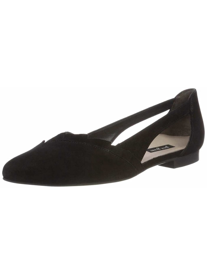 Paul Green Ballerinas, schwarz