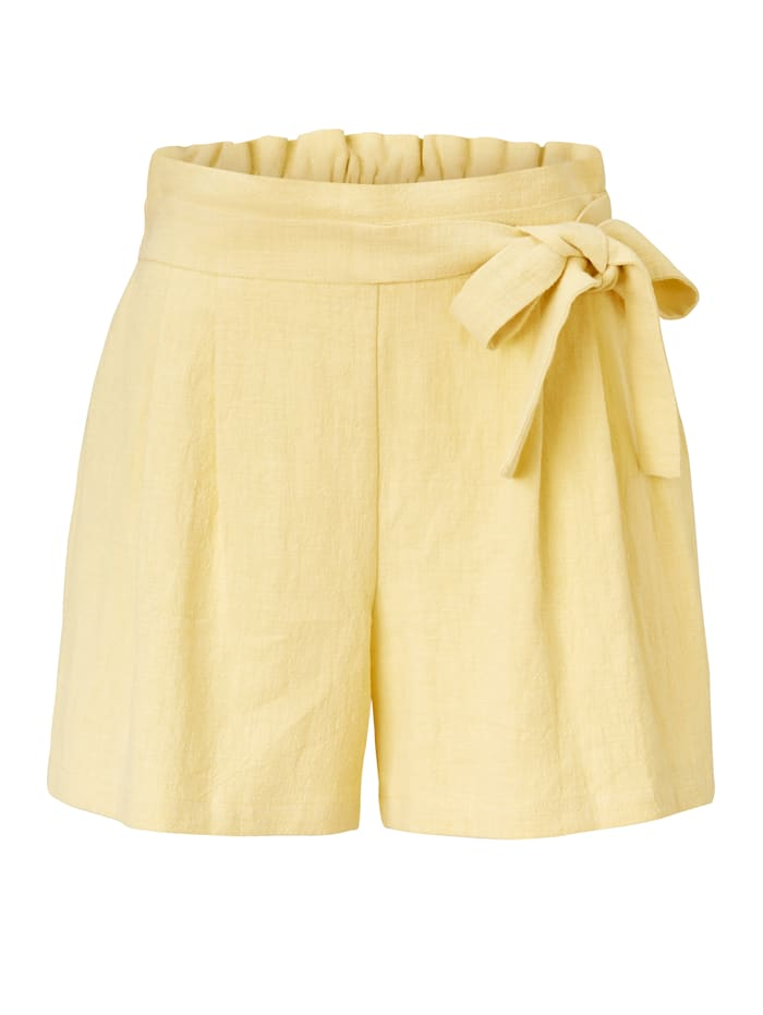 SIENNA Shorts, Hellgelb