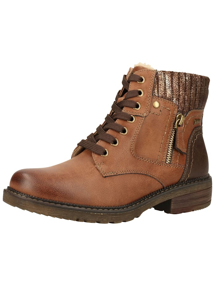 Relife Relife Stiefelette, Camel