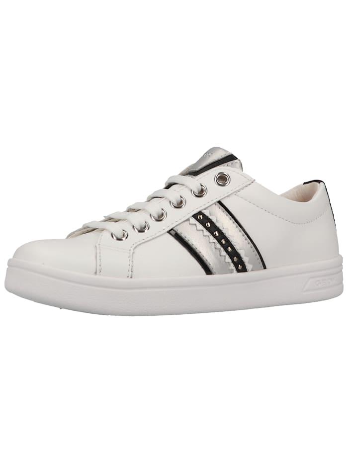 Geox Geox Sneaker, Weiß/Silber