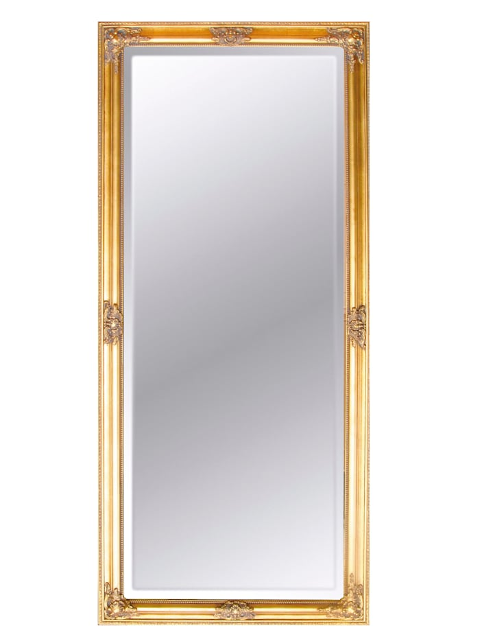 Miroir mural Ivette, Or