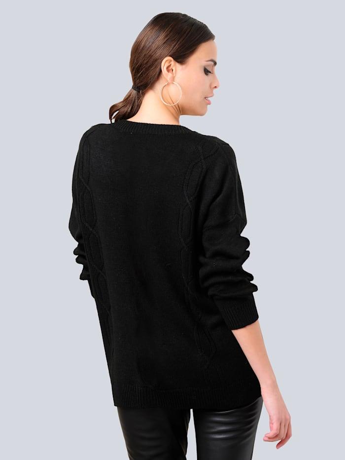 Pullover mit Pailletten-Detail